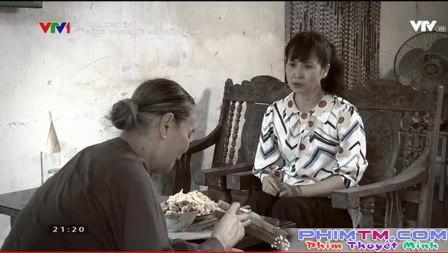 Sống Chung Với Mẹ Chồng - Tập 4: Không chỉ con dâu, bà Phương còn hung dữ với cả mẹ chồng mình! - Ảnh 6.