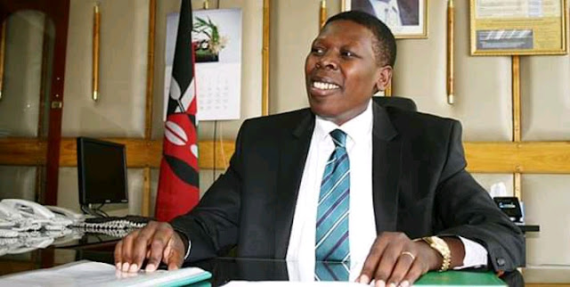 Being deputy does not automatically make you next president Eugene Wamalwa slams deputy president Ruto