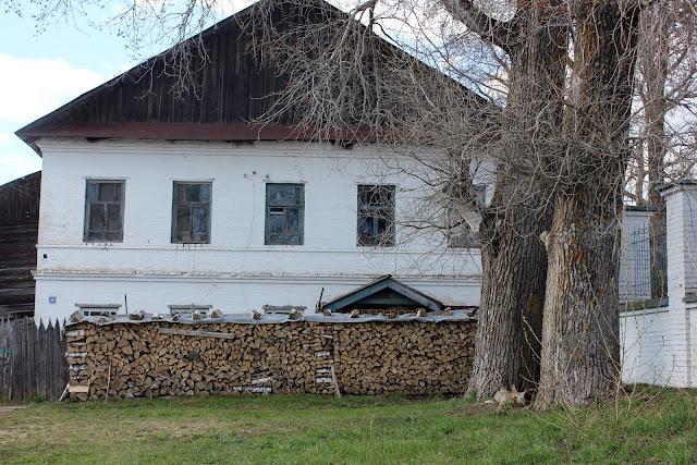 О жизни: Пасха в Великорецком