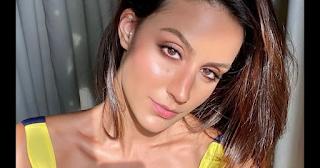 Atriz Larissa Bonesi está recebendo ameaça de morte por causa de Caio Castro