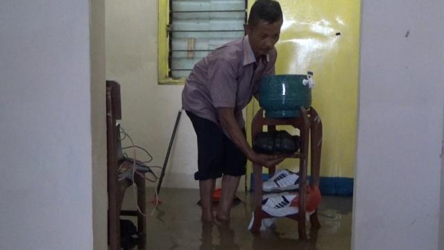 Banjir di Mojokerto Meluas, Sejumlah Sekolah Diliburkan