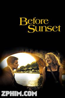 Trước Lúc Hoàng Hôn - Before Sunset (2004) Poster
