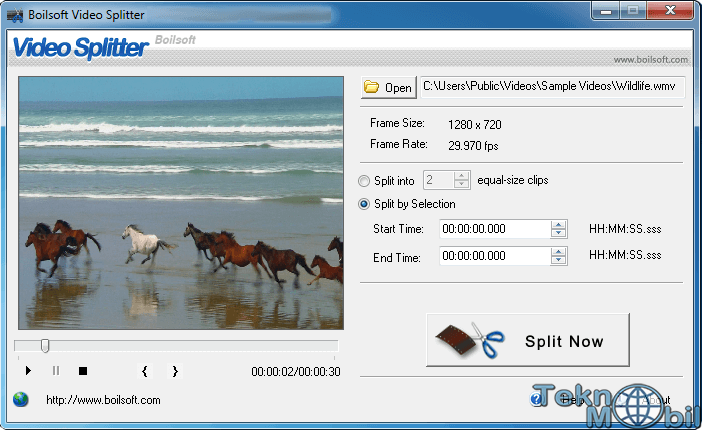 Boilsoft Video Splitter v7.02.2 Full