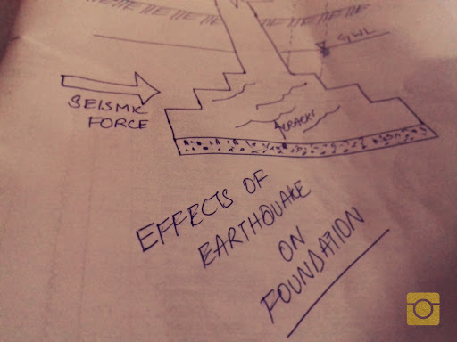 Effects Of Earthquake On Foundation In Geotechnical Engineering