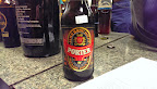 One of two commercial Baltic Porter examples we tried