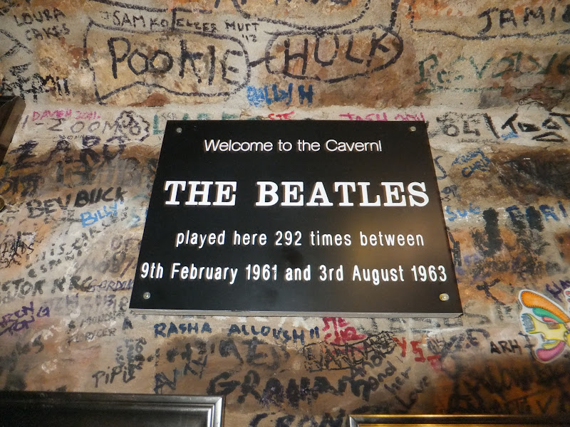 The Cavern, Liverpool, Gran Bretaña, Elisa N, Blog de Viajes, Lifestyle, Travel