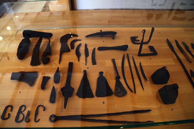 Museo piezas