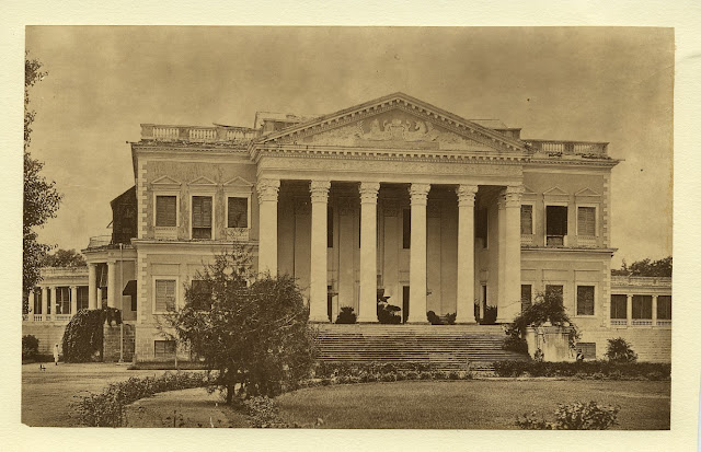 Another view of the Residency, c.1880's