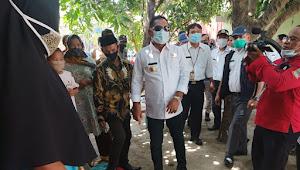 Bupati Kabupaten Bekasi Kunjungi Kampung Berseka