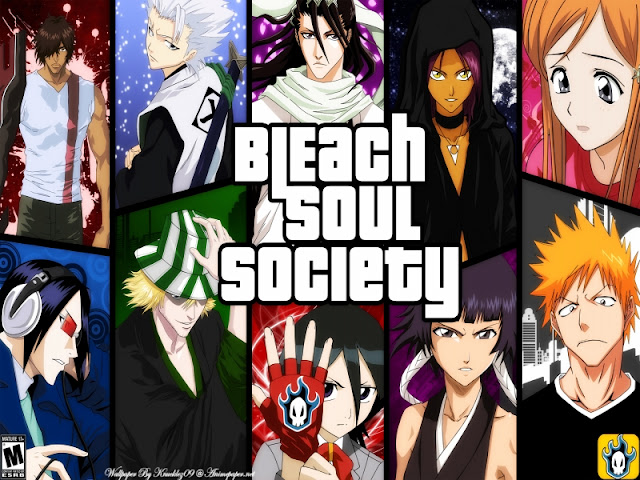 Bleach itchigo vostfr