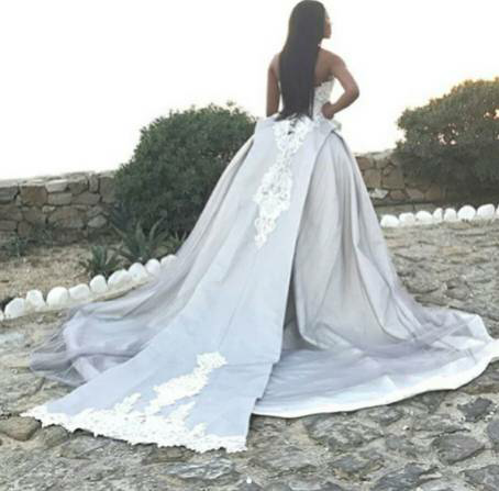 Checkout Stephanie Coker's second wedding outfit