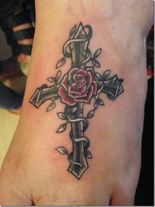 52 El Mejor De La Cruz Disenos E Ideas De Tatuajes Tatuajes247