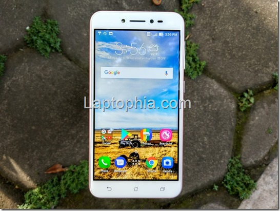 Asus Zenfone Live ZB501KL Review: Real-time Beautification