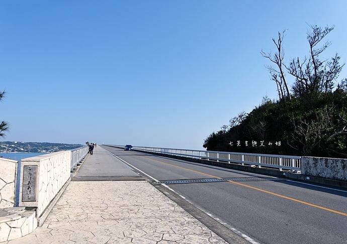 19 日本沖繩租車自由行 古宇利大橋 心型岩