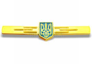 Затискач  для краватки Збройні сили України (жін.)