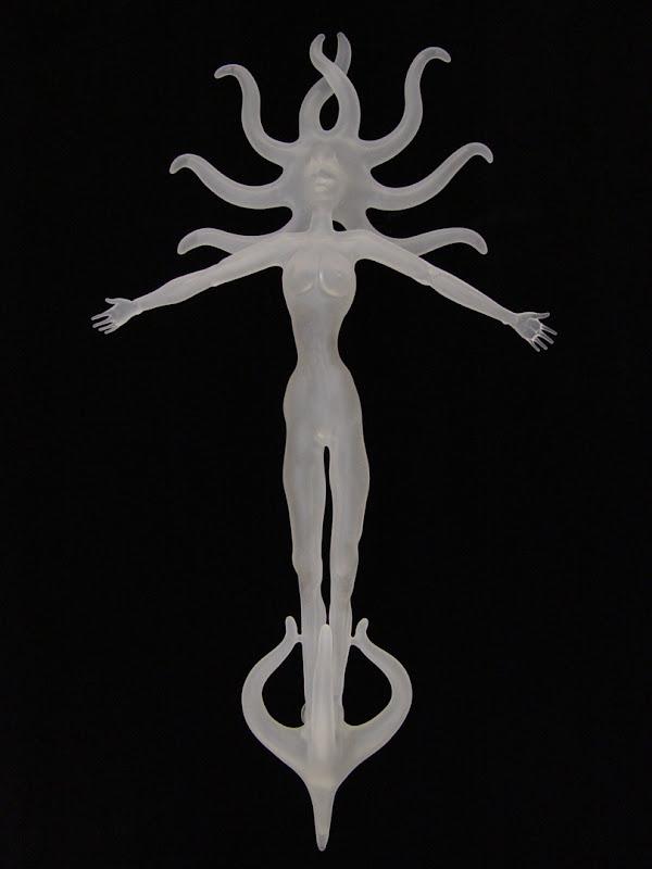 Phoenix Goddess Large, Goddesses