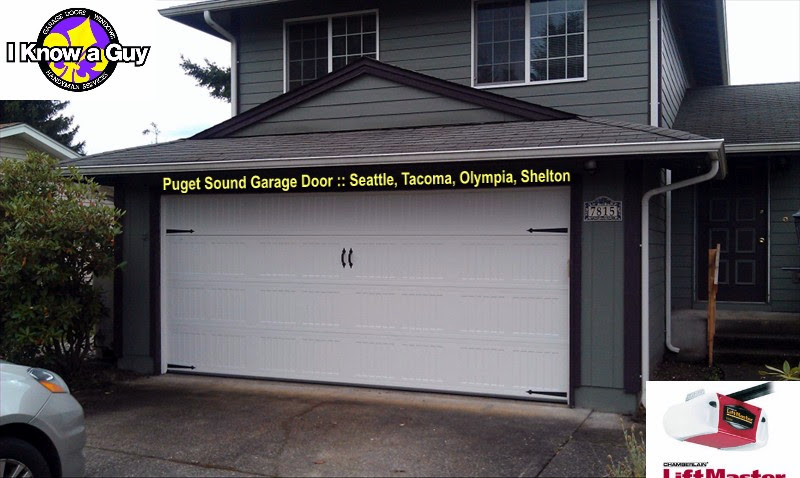 Garage door highlands wa gdor seattle tacoma olympia for Garage door repair tacoma