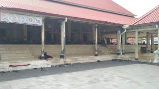 Area Dalam Masjid Gedhe Kauman