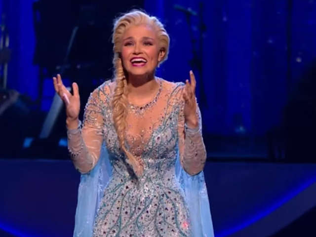 Samantha Barks será Elsa en FROZEN, The Musical