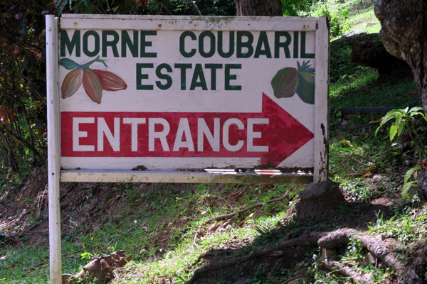 Morne Coubaril Plantation