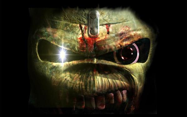 Eddie Blood, Evil Creatures