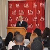 U of A System President Dr. Donald Bobbitt Visit - DSC_0239.JPG