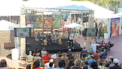 Feast Portland Grand Tasting includes a Feast stage with panels and demos and competitions