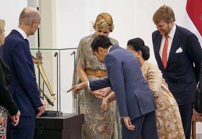 Keris Pangeran Diponegoro Dikembalikan Belanda, Keaslian Dipertanyakan