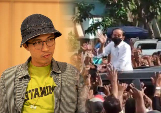 dr Tirta soal Kerumunan di NTT: Pak Jokowi Tidak Ngajak Berkumpul, Tidak Bikin Promo