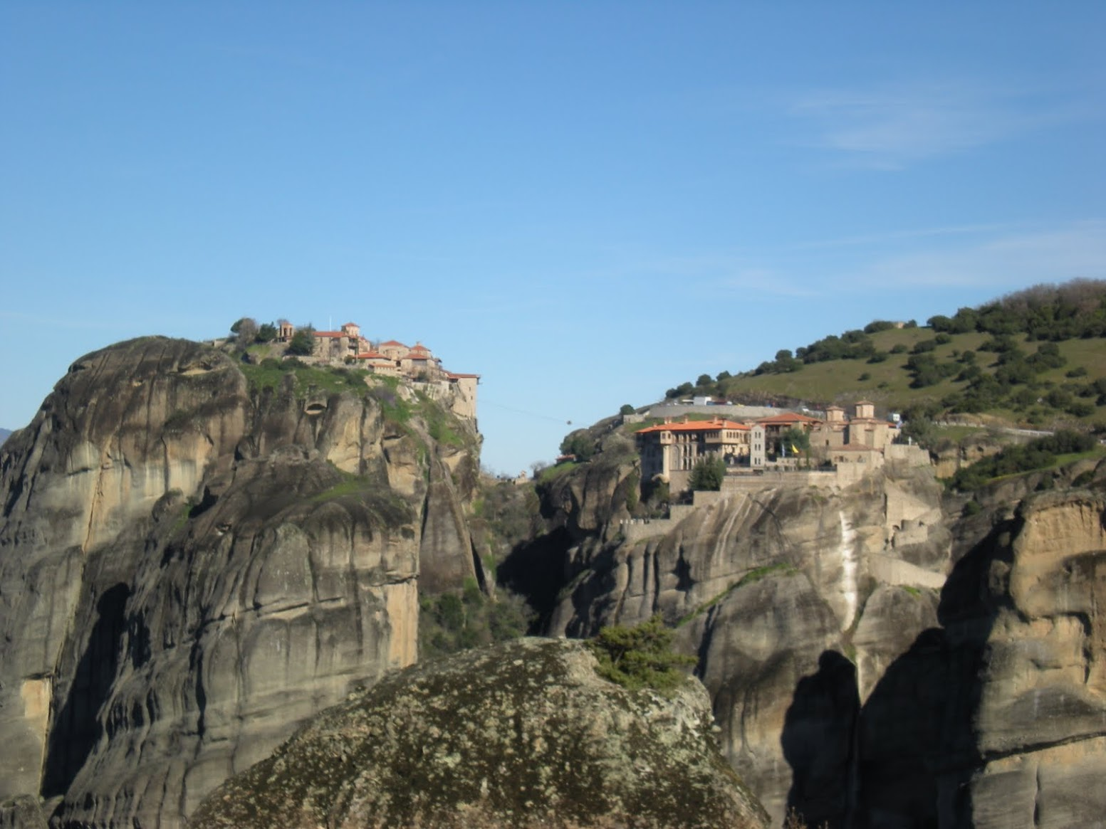 Andrew's Travel Photos: Meteora