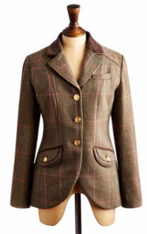 Joules Parade Blazer tweed jacket Emma in Bromley