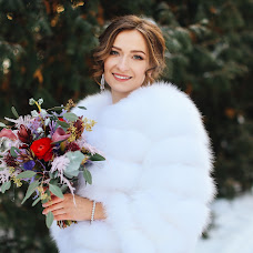 Wedding photographer Kseniya Snigireva (Sniga). Photo of 08.01.2018