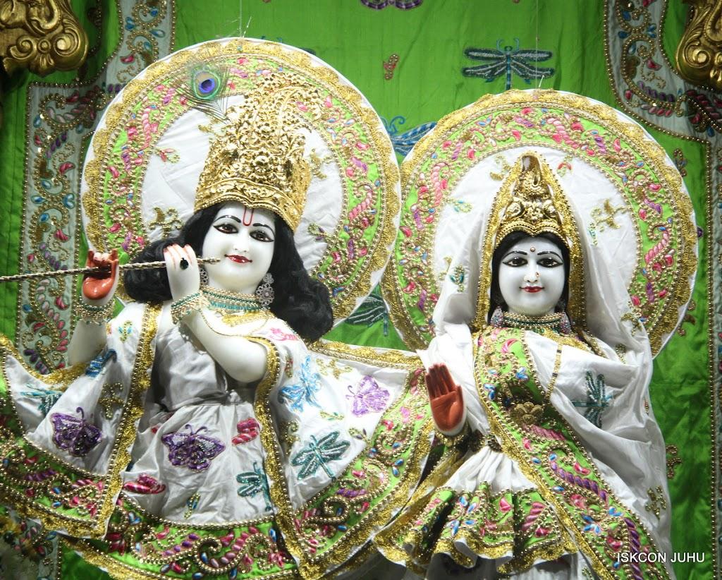 ISKCON Juhu Mangal Deity Darshan on 01st May 2016 (19)