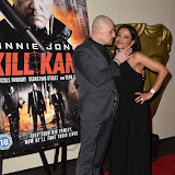 OIC - ENTSIMAGES.COM - Sean Cronin and Nadia Alami at the  Kill Kane - gala film screening & afterparty in London 21st January 2016 Photo Mobis Photos/OIC 0203 174 1069