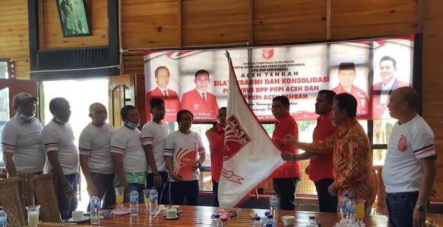 DPP PKP Indonesia Aceh Konsolidasi ke Kabupaten Aceh Tengah