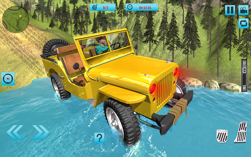 Offroad Jeep Driving & Hill Climb: Jeep Adventure for PC
