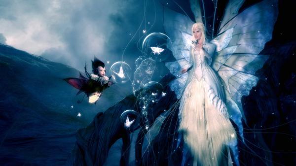 Fantasy The Fairy, Fairies Girls