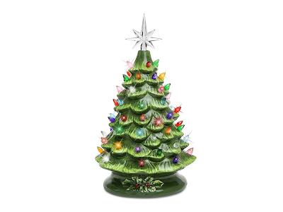 Vintage Cerarmic Christmas Tree