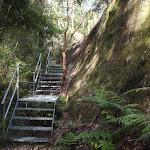 Steps beside rock (233400)