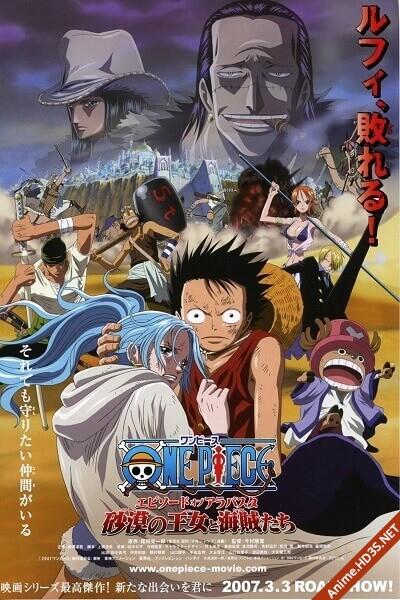 One Piece: Adventure In Alabasta