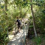 Crossing Banggarai Creek Bridge (352700)