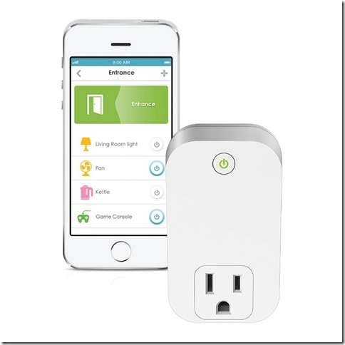 Control your devices from anywhere using Smart Plug