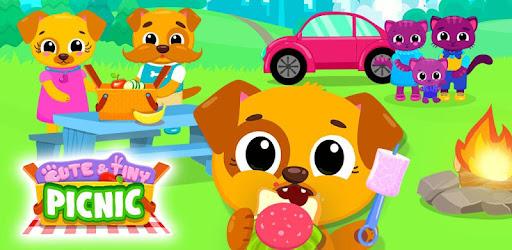 Cute & Tiny Picnic - Fun Family BBQ & Tea Party Alkalmazások (apk) ingyenesen letölthető részére Android/PC/Windows screenshot