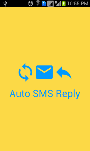 Auto SMS Reply