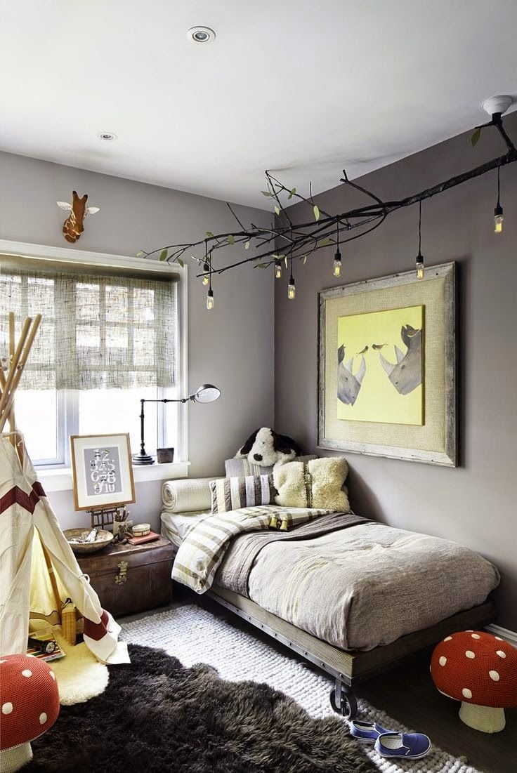 Creative Kids Room Ideas: Creative And Cool Kids Room Decor Ideas