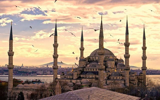 Planificar viaje a Turqía de 14 días