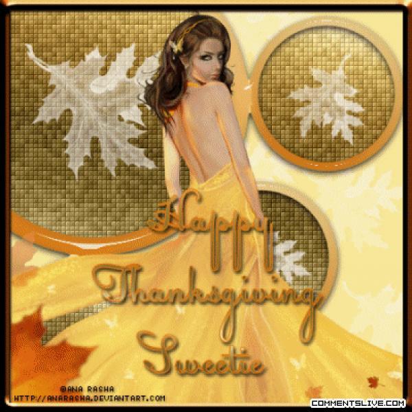 Sweetie Tg, Wonderful Thanksgiving