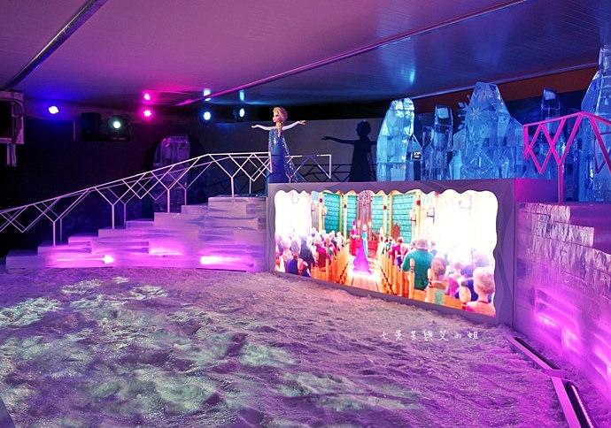 31 冰雪奇緣冰紛特展 中正紀念堂