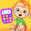 Baby Phone Toddler Preschool Learning icon