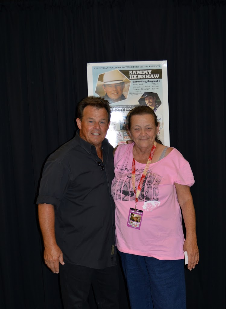 Sammy Kershaw/Buddy Jewell Meet & Greet - DSC_8380.JPG